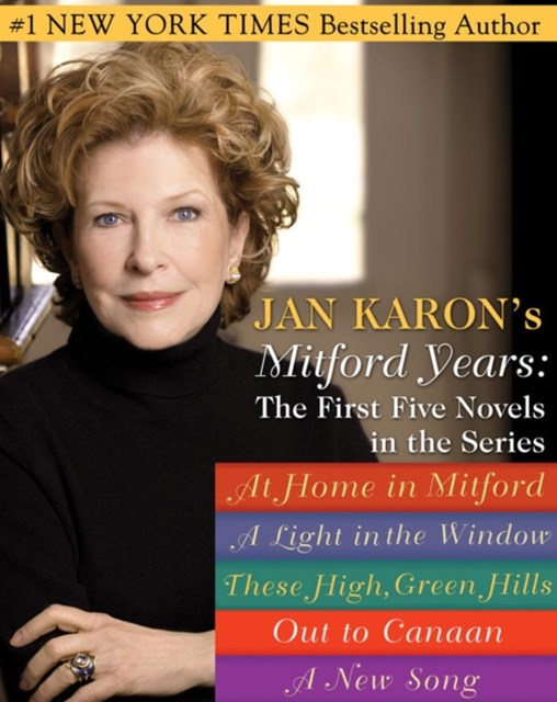 Jan Karons Mitford Years: The First Five Novels