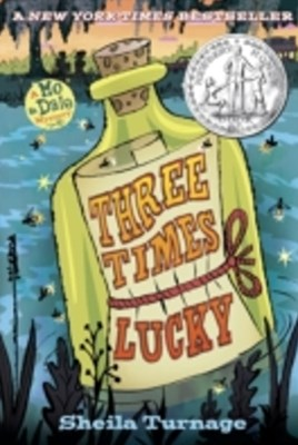 (ebook) Three Times Lucky