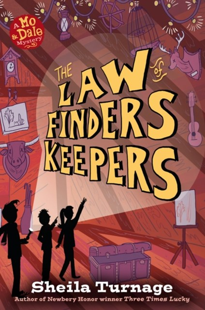 (ebook) Law of Finders Keepers