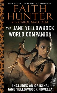 (ebook) Jane Yellowrock World Companion