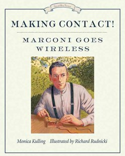 Making Contact! by Monica Kulling, Richard Rudnicki (9781101918425) - PaperBack - Non-Fiction Art & Activity