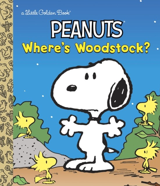 (ebook) Where's Woodstock? (Peanuts)