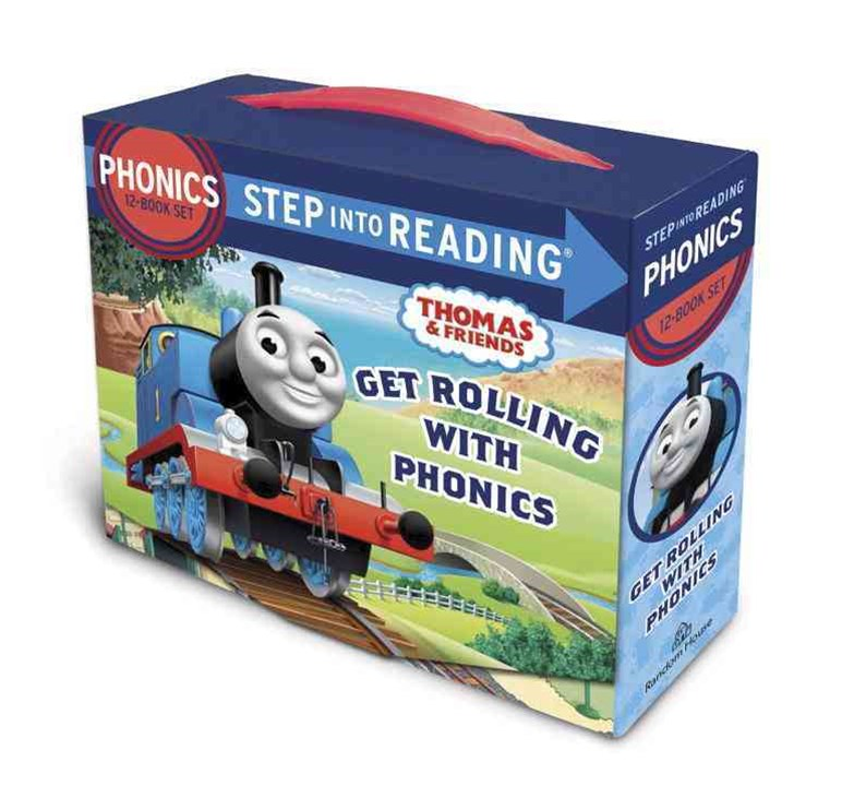 Get Rolling with Phonics (Thomas and Friends)