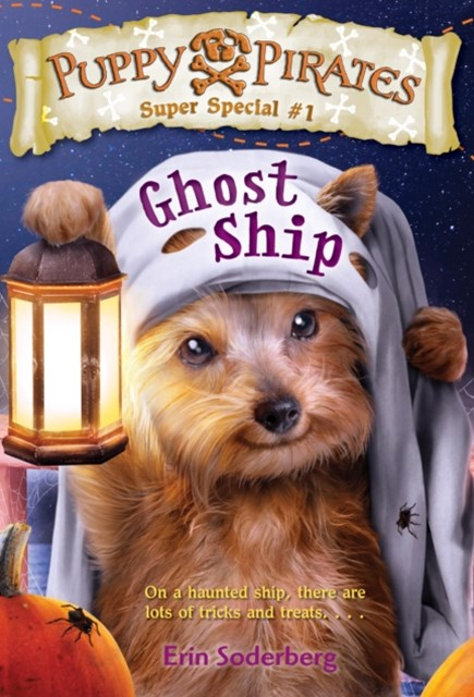 (ebook) Puppy Pirates Super Special #1: Ghost Ship