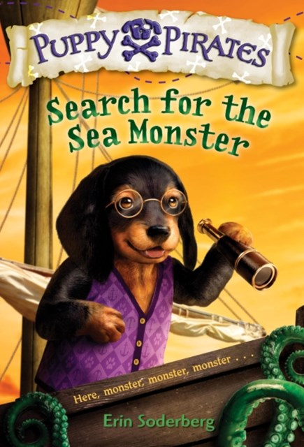 (ebook) Puppy Pirates #5: Search for the Sea Monster