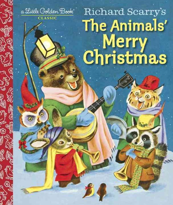 LGB Richard Scarry's The Animals' Merry Christmas