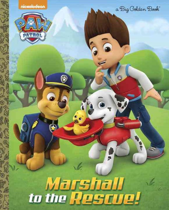 Marshall to the Rescue! (Paw Patrol)