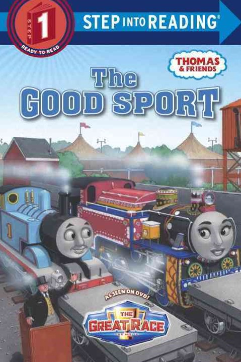Thomas and Friends Summer Movie Step into Reading (Thomas and Friends)