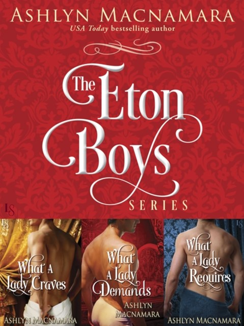 Eton Boys Series 3-Book Bundle