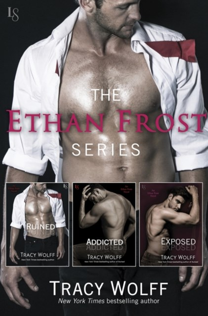 Ethan Frost Series 3-Book Bundle