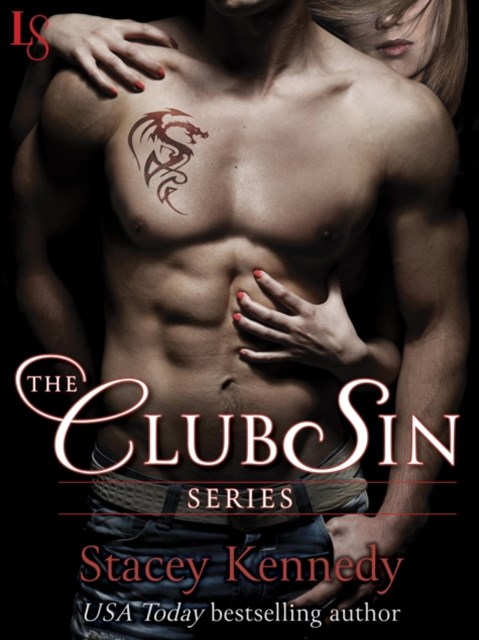 Club Sin Series 7-Book Bundle