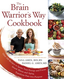 (ebook) Brain Warrior's Way Cookbook - Cooking Health & Diet