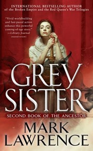 Grey Sister by Mark Lawrence (9781101988909) - PaperBack - Fantasy