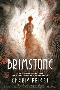Brimstone by Cherie Priest (9781101990735) - PaperBack - Adventure Fiction Modern