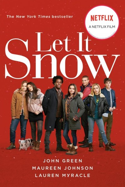 Let It Snow Movie Tie-In