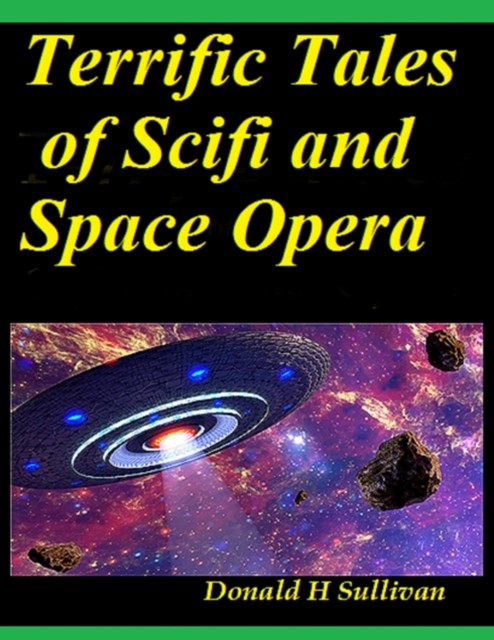 (ebook) Terrific Tales of Scifi and Space Opera