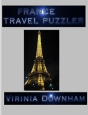 (ebook) France Travel Puzzler
