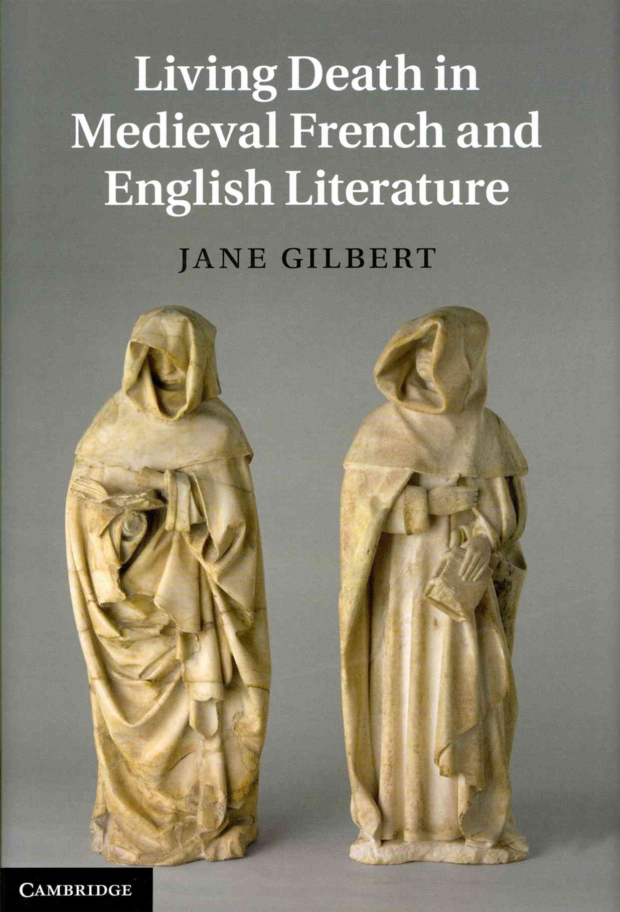 Living Death in Medieval French and English Literature