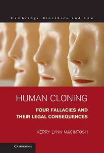 Human Cloning by Kerry Lynn Macintosh (9781107031852) - HardCover - Reference Law