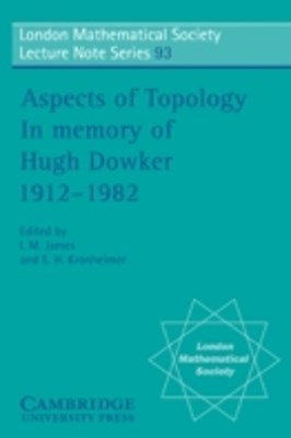 Aspects of Topology