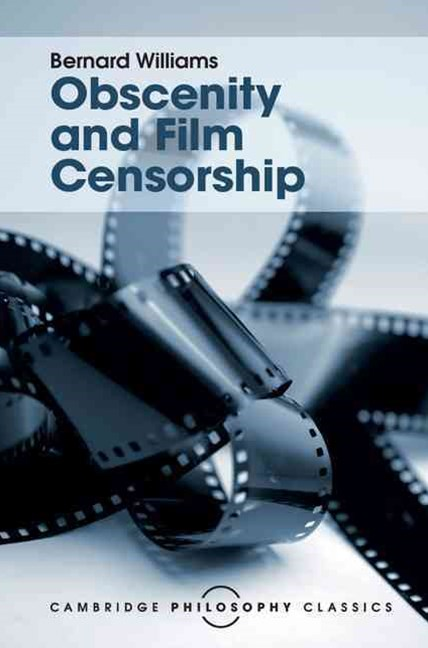 Obscenity and Film Censorship