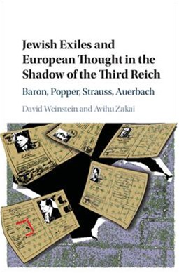 Jewish Exiles and European Thought in the Shadow of the Third Reich