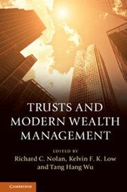 Trusts and Modern Wealth Management