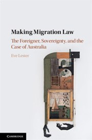 Making Migration Law