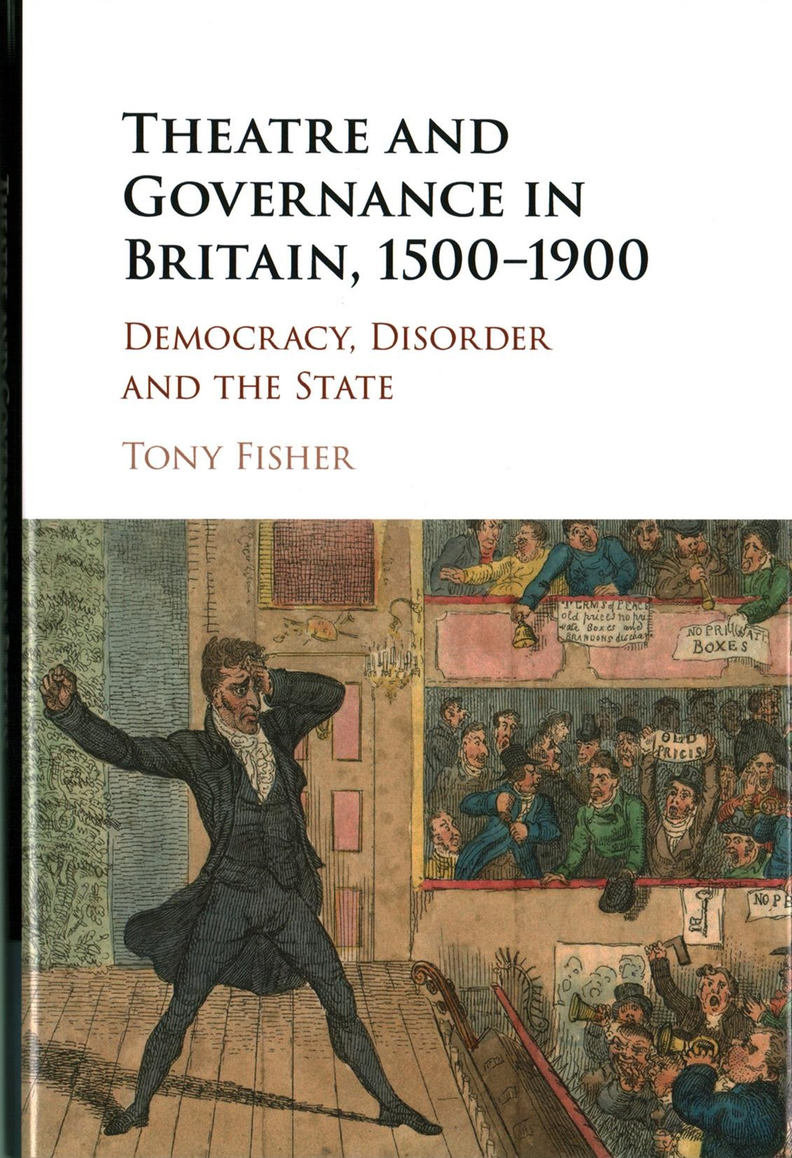 Theatre and Governance in Britain, 1500–1900