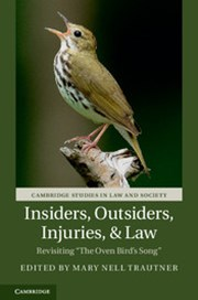Insiders, Outsiders, Injuries, and Law