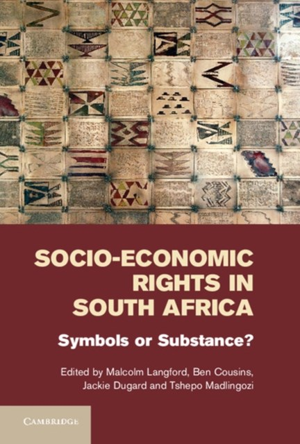 (ebook) Socio-Economic Rights in South Africa