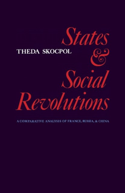 (ebook) States and Social Revolutions