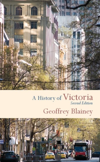 History of Victoria