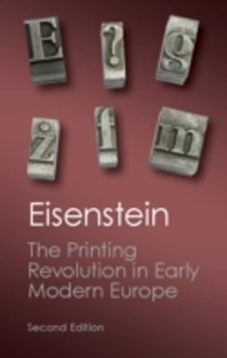 Printing Revolution in Early Modern Europe