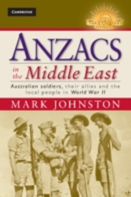 (ebook) Anzacs in the Middle East