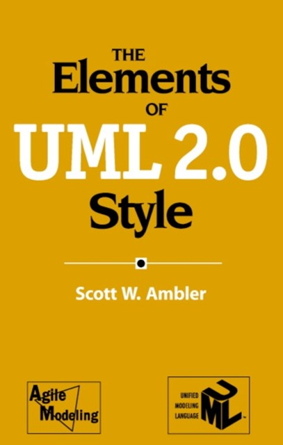 (ebook) Elements of UML(TM) 2.0 Style