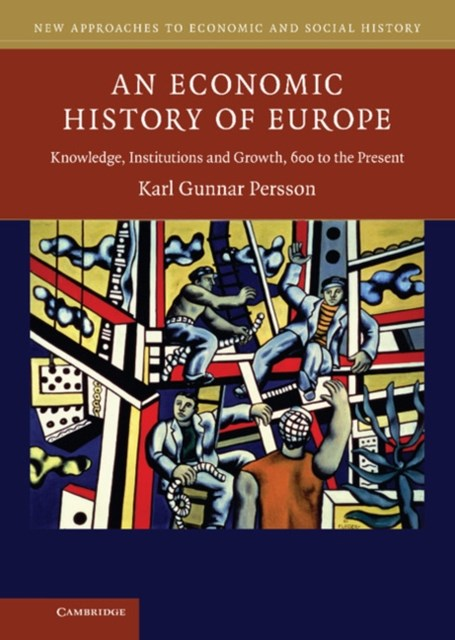 (ebook) Economic History of Europe