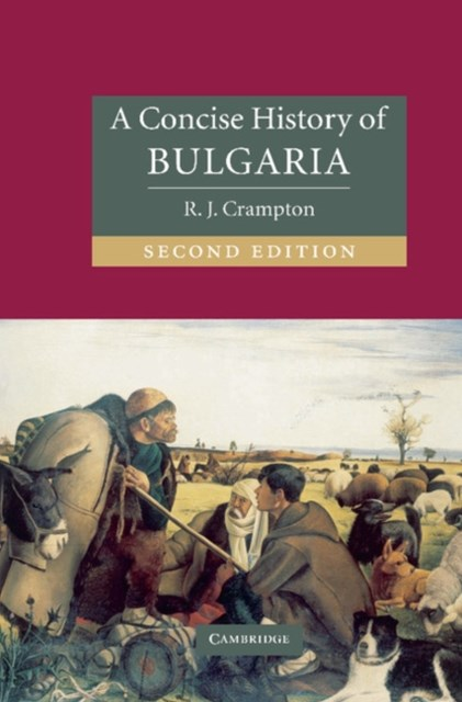 (ebook) Concise History of Bulgaria