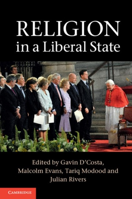 (ebook) Religion in a Liberal State