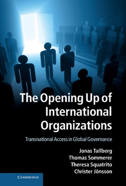 Opening Up of International Organizations