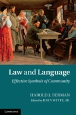 (ebook) Law and Language