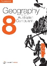 Geography for the Australian Curriculum Year 8 Bundle 6 Textbook, Interactive Textbook and Electronic Workbook