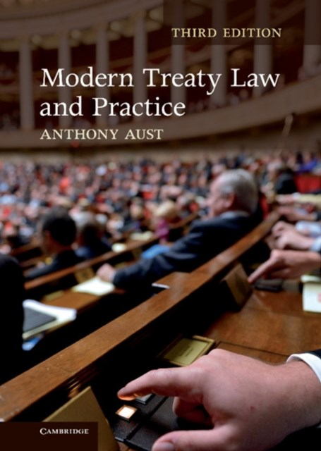 (ebook) Modern Treaty Law and Practice