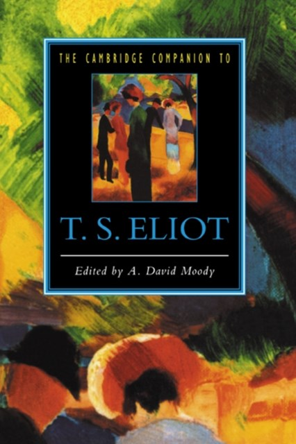 (ebook) Cambridge Companion to T. S. Eliot