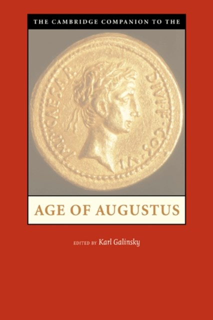 (ebook) Cambridge Companion to the Age of Augustus