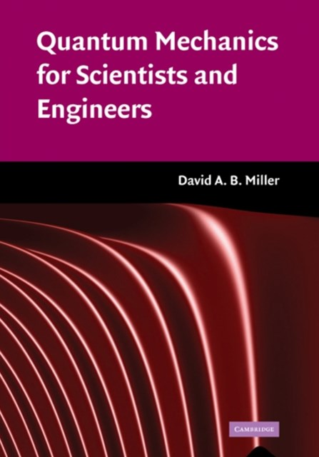 (ebook) Quantum Mechanics for Scientists and Engineers