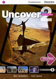 Uncover Level 2 Student's Book with Online Workbook and Online Practice