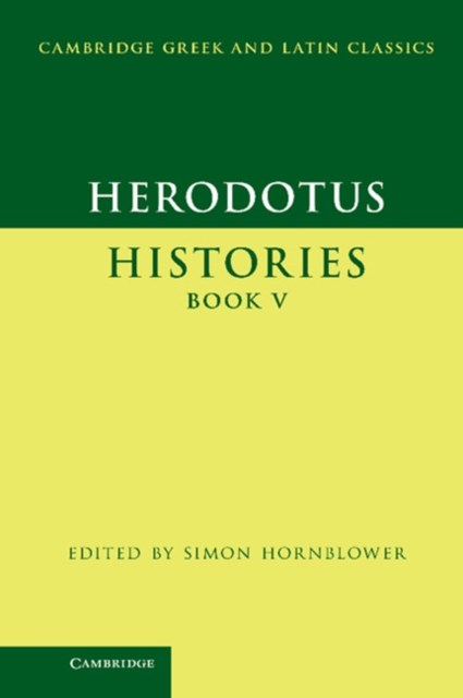 (ebook) Herodotus: Histories Book V