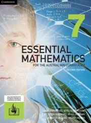 Essential Mathematics for the Australian Curriculum Year 7 2ed Print Bundle (Textbook and Hotmaths)