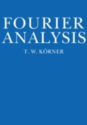 (ebook) Fourier Analysis